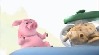 Свинья и печенье!!
