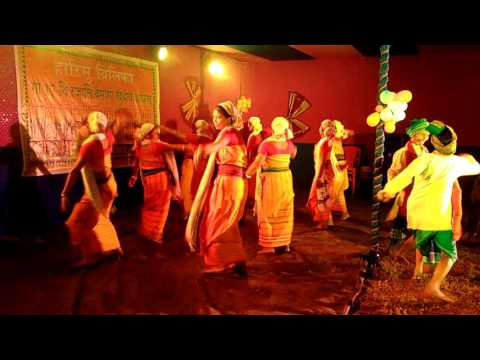 Bodo New  Bihamjw mongli Dance by Bodofa Laimwn afad Bwrigami, kacharison  Udalguri 2016
