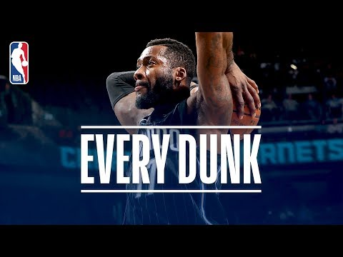 Donovan Mitchell, Aaron Gordon, and Every Dunk From Monday Night | December 4, 2017