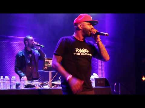 Joe Budden: The Rage Tour - Live In San Diego, CA (1/2) (11-13 2016) (720p)