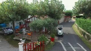 Camping La Petite Rhune au Pays-Basque