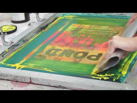 POND POSTER MAKING