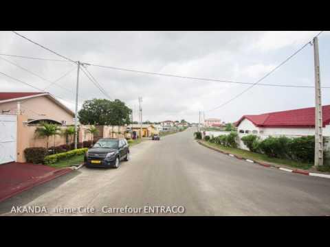 Gabon : Les  Voiries Urbaines dans la commune d'Akanda