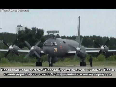 IL-38M May Maritime Patrol Aircraft....
