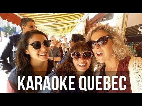 Karaoke Quebec