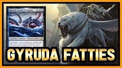 💣 GYRUDA FATTIES 💣 Huge Reanimator! 【 MTG Modern Gameplay 】