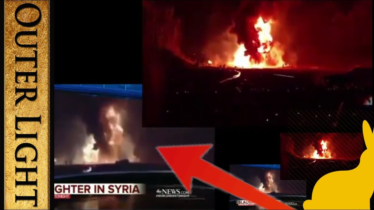 The Outer Light ABC News passes of United States gun range footage as Syrian war footage