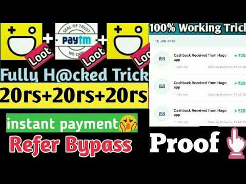 hago-app-refer-bypass-tricks-|-hago-new-unlimited-tricks-|-hago-app-new-offer-loot-20rs|-hago-widraw