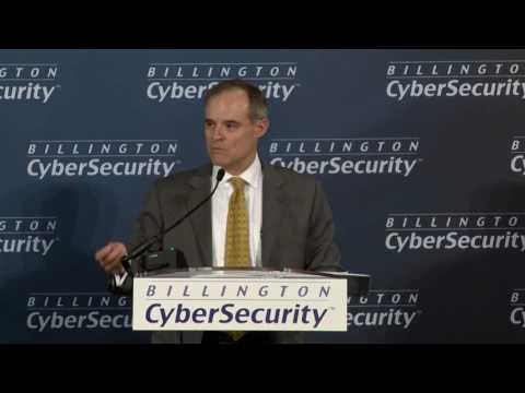 White House Cybersecurity Coordinator Michael Daniel Keynotes at Billington CyberSecurity Summit