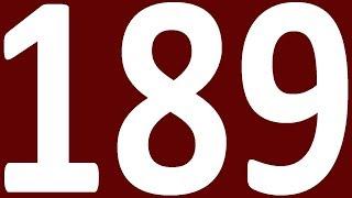 ГРАММАТИКА АНГЛИЙСКОГО ЯЗЫКА С НУЛЯ  УРОК 189  АНГЛИЙСКИЙ ЯЗЫК ДЛЯ СРЕДНЕГО УРОВНЯ