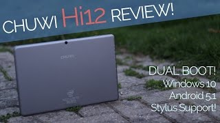 Chuwi Hi12 Review! Check out my Chuwi Hi13 Review!