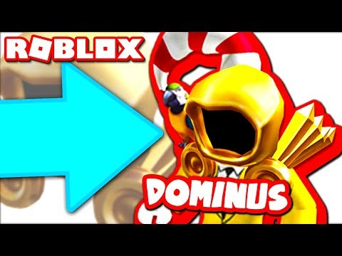 BUYING A DOMINUS??? (Roblox)