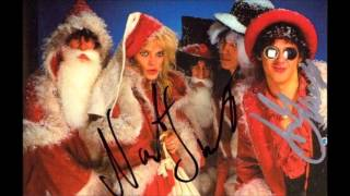 "A-side of the single ""Dead By X-Mas/Nothing New"" (1981) on Johanna ..."