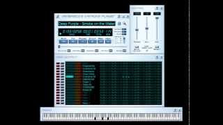 Electric MIDI Guitars Demo - Michael Jackson