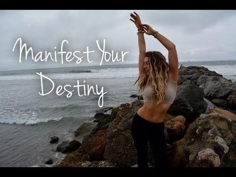 HOW TO MANIFEST- Create Your Reality- CHANGE YOUR LIFE