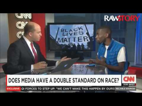 Social activist tell CNN: 'Whiteness gets nuance in the media and blackness doesn't'