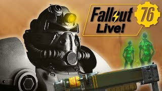 Fallout 76 Online! - Fallout 76 PC BETA Gameplay (Archived Livestream)
