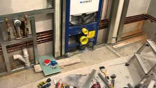 Ремонт ванной комнаты. ч.2(, 2015-12-15T15:25:05.000Z)