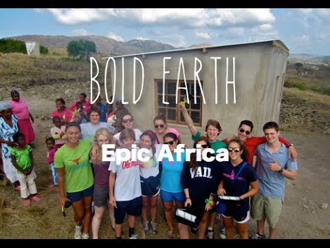 Epic Africa - Bold Earth Teen Adventures