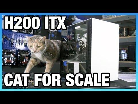 NZXT H200 Mini-ITX Case Review: Semi-Mini Mid-Tower