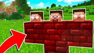 INVOCARÁ ESTO A HEROBRINE!? Minecraft