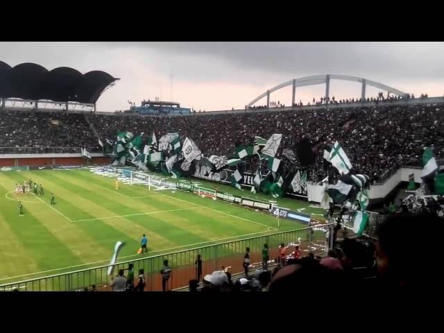 Match Ambience PSS Sleman Vs PERSEPAM Madura Utama || 1 October 2016 || FT : PSS Sleman 1-1 PERSEPAM