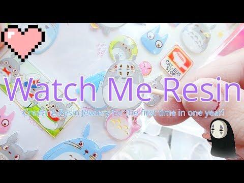 Watch Me Resin - Large Batch!