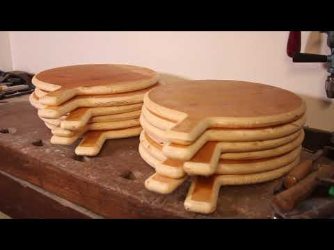 Wooden pizza boards - IngoE DIY #5