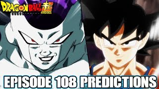 Dragon Ball Super Episode 108 Predictions! Frieza And Frost! Conjoined Malice?!