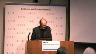 David Jewitt speaks at Research Colloquium, 2010-2011