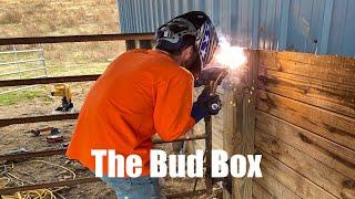 Building Cattle Pens - Part 2 The Bud Box