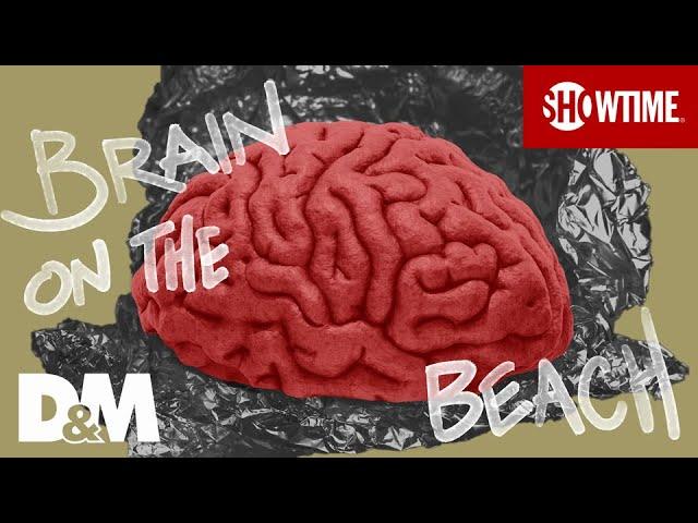 Brain Found on Wisconsin Beach | DESUS & MERO | SHOWTIME