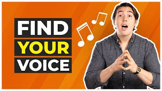 How to Find Your Natural Singing Voice  5 Easy Steps