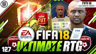 MONTHLY TOTS REWARDS!!! FIFA 18 ULTIMATE ROAD TO GLORY! #127 - #FIFA18 Ultimate Team