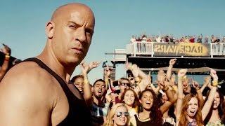 FAST and FURIOUS 7 Full Length Trailer # 2 [HD 1440p]