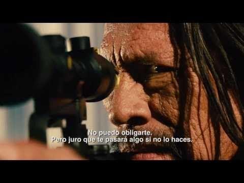 MACHETE trailer B Subtitulado español
