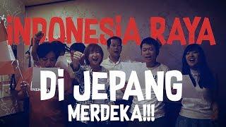 MERDEKA! Indonesia Raya di Jepang [ GhaVlog ]