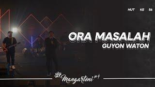 Download lagu Guyon Waton - Ora masalah I Mangarteni #4