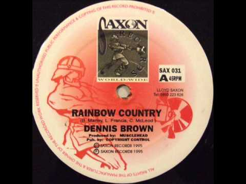 Rainbow Country - Dennis Brown - 1995