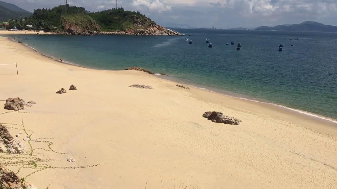 Bãi Dài, ghềnh Ráng TP Qui Nhơn, Bình Định tháng 09/17