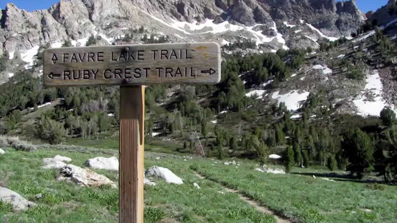 The Ruby Crest Trail Documentary