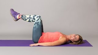 POST NATAL FITNESS: EXERCISES FOR A FLATTER TUMMY (30 MINUTES) WITH VICKY WARR
