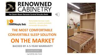 Renowned Cabinets for Zoom Room Murphy Beds