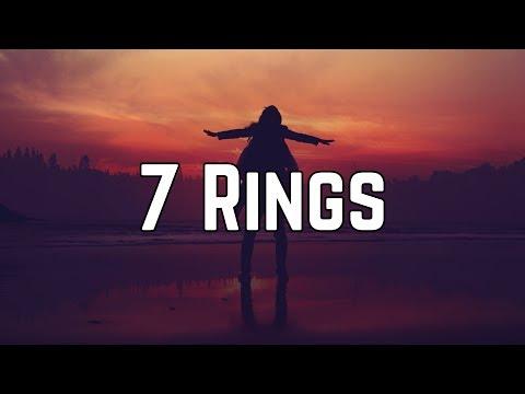Ariana Grande - 7 Rings (Clean Lyrics)