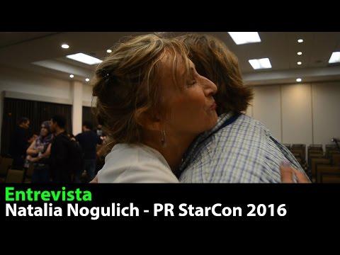 PR Starcon: Entrevista a Natalia Nogulich