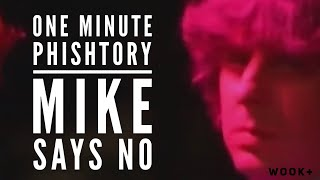 Mike Says No   OMP