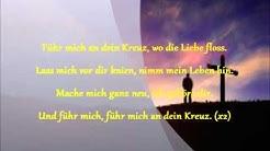 Führ mich an dein Kreuz (Outbreakband) - Lead me to the cross in German