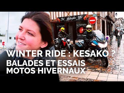BMW Winter ride : Kesako ?