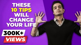 These 10 tips will CHANGE your Life OVERNIGHT | BeerBiceps Mental Fitness
