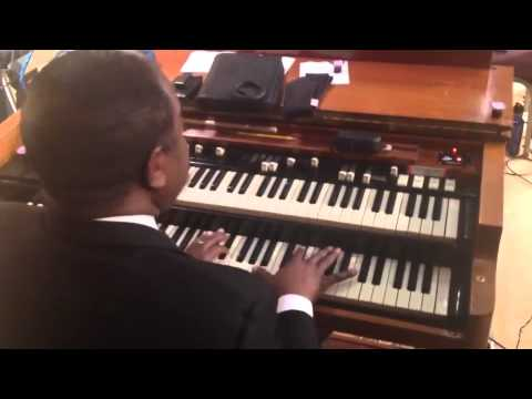 Steven Ford on organ playing